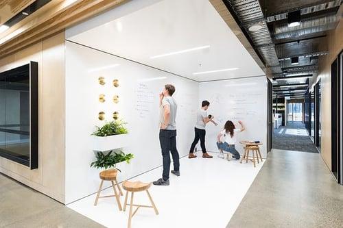 Oficinas creativas del mundo - aromas