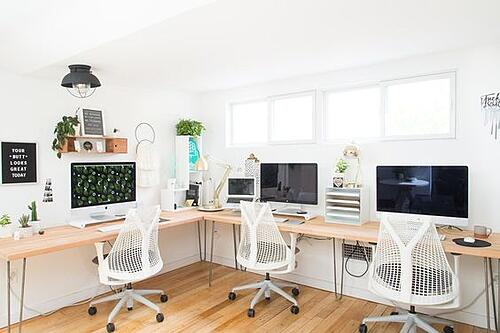 Oficinas creativas del mundo- minimalismo
