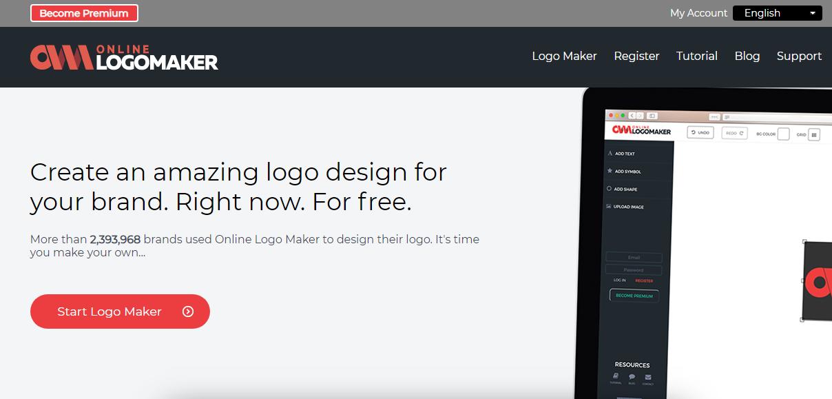 Online Logo Maker Creador de Logos