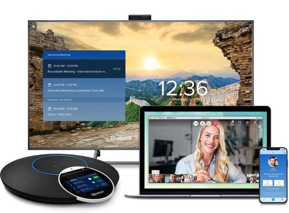 Programas para videoconferencias- BlueJeans