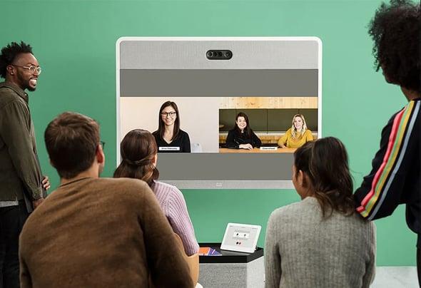 Programas para videoconferencias- Cisco Webex Meetings