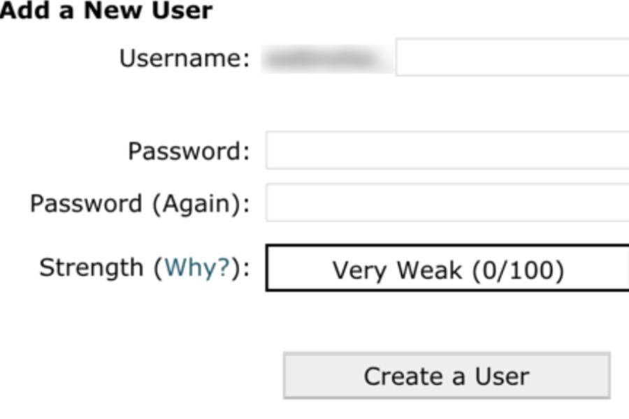 Cómo añadir un usuario en WordPress