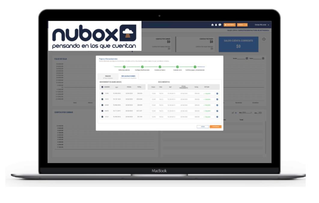 Nubox software de contabilidad