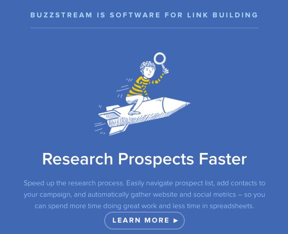 Herramienta Link Building Buzzstream