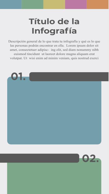 Infografía en Word