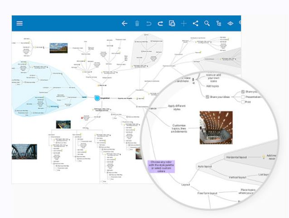 SimpleMind, herramienta para crear mapas mentales útiles en ventas