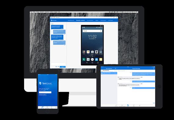 Software de acceso remoto- Team Viewer