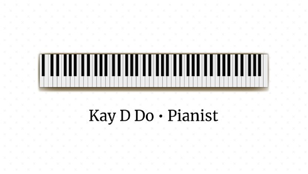 Tarjeta de presentación creativa_ KayDDo