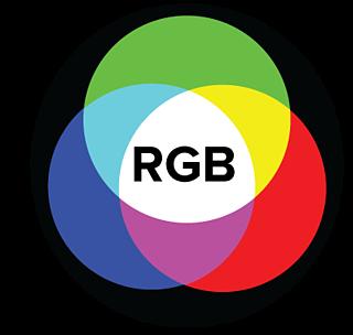 Teoría del color- colores RGB