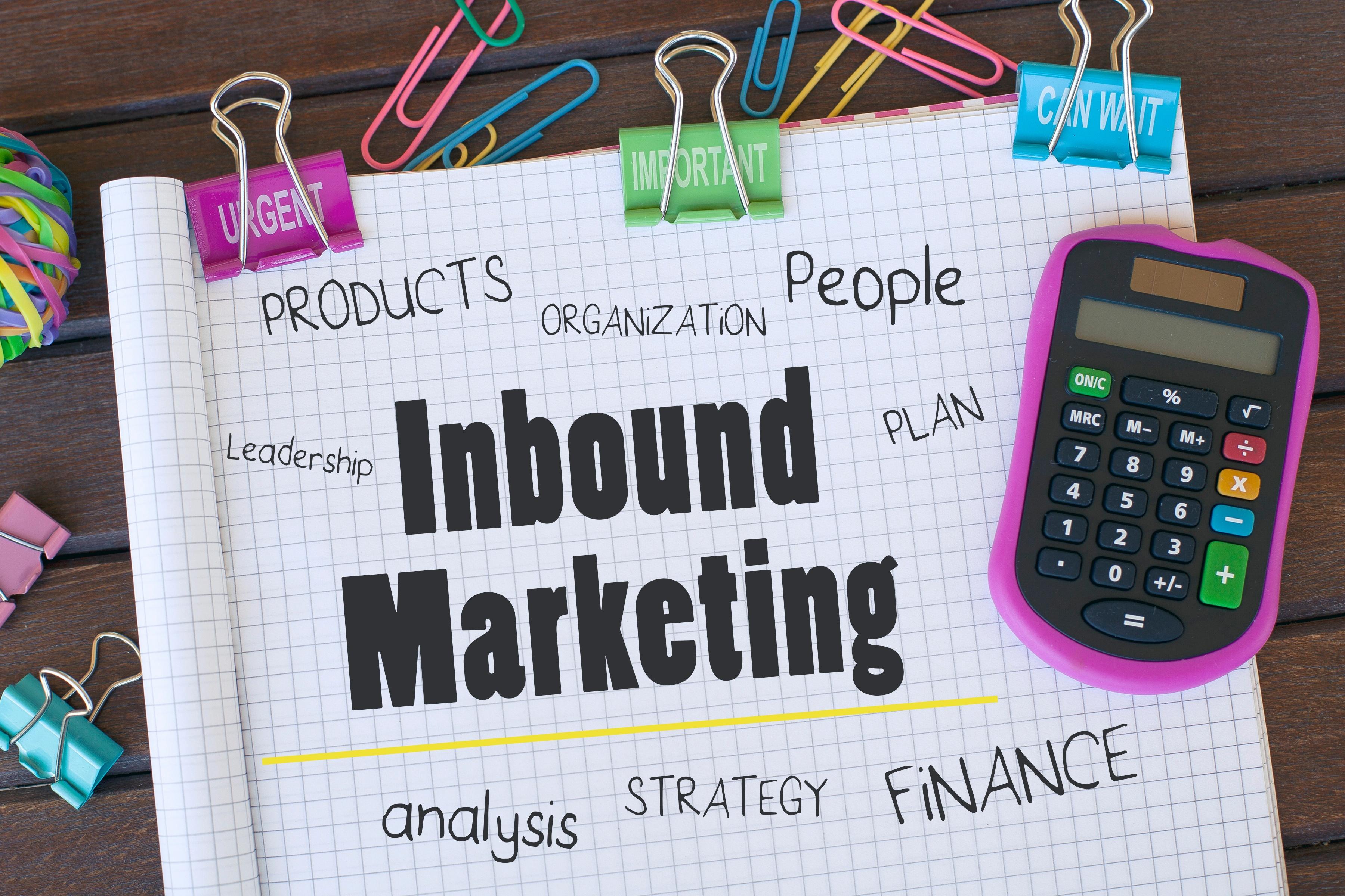 Inbound Marketing offers
