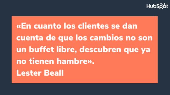 Una de las mejores frases sobre diseño de Lester Beall