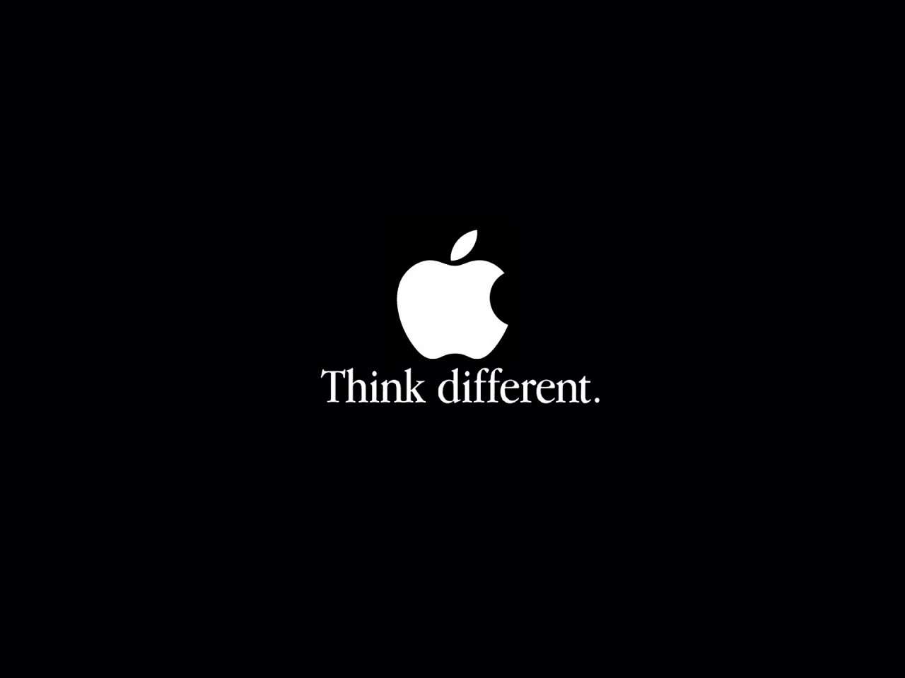 Eslogan de Apple