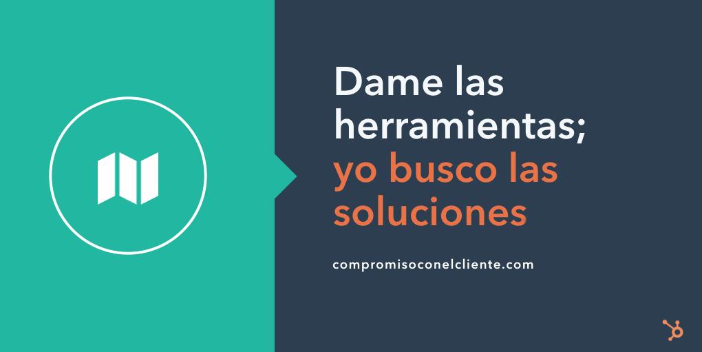Compromiso con el cliente - soluciones
