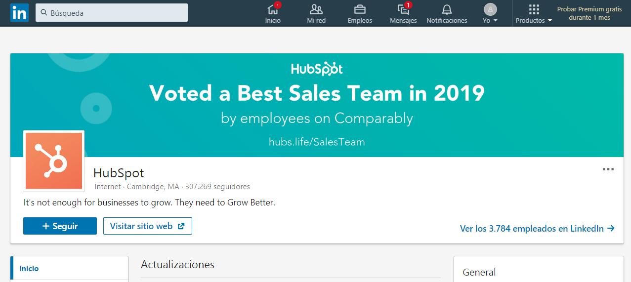 como personalizar perfil linkedin
