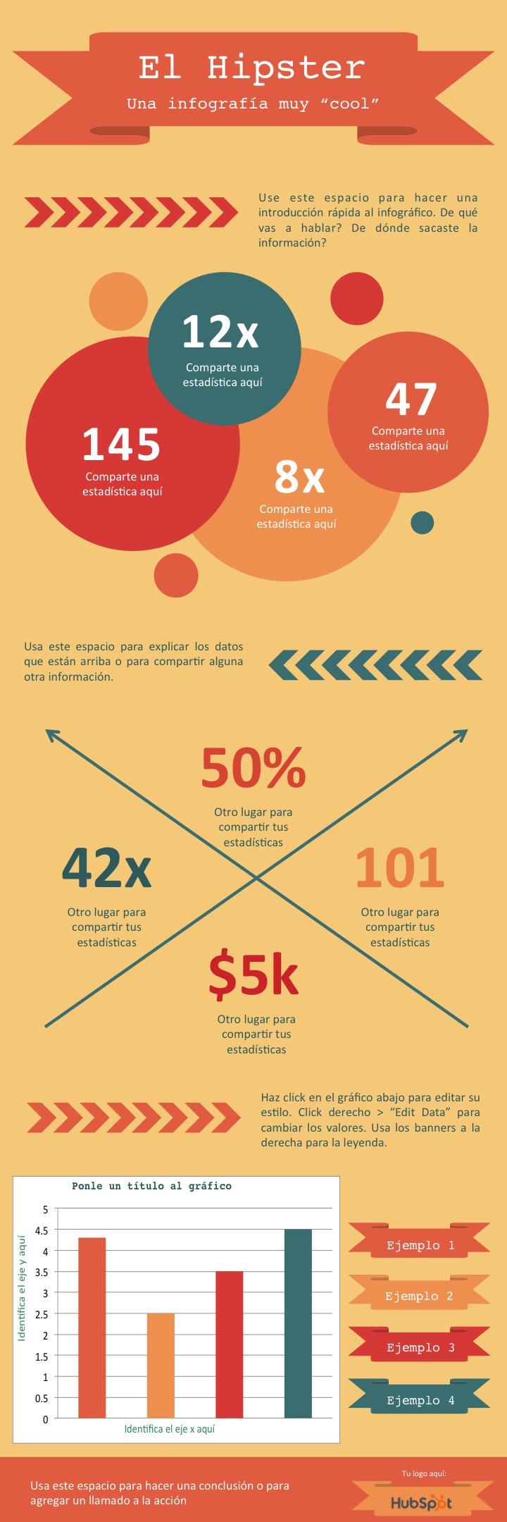 como crear infografias