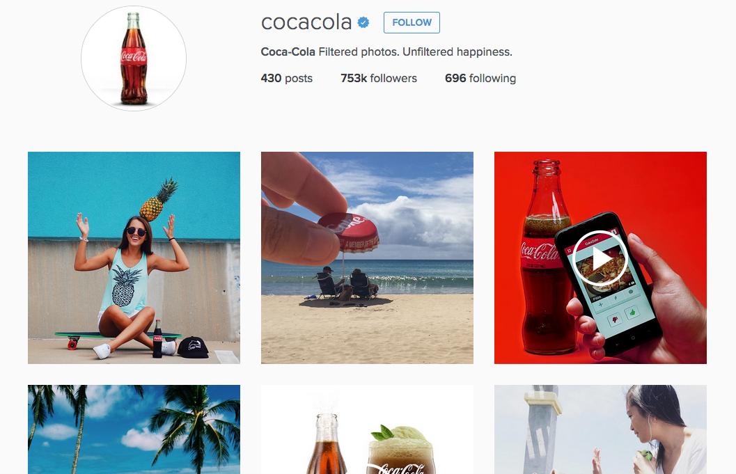 ejemplo branding coca cola
