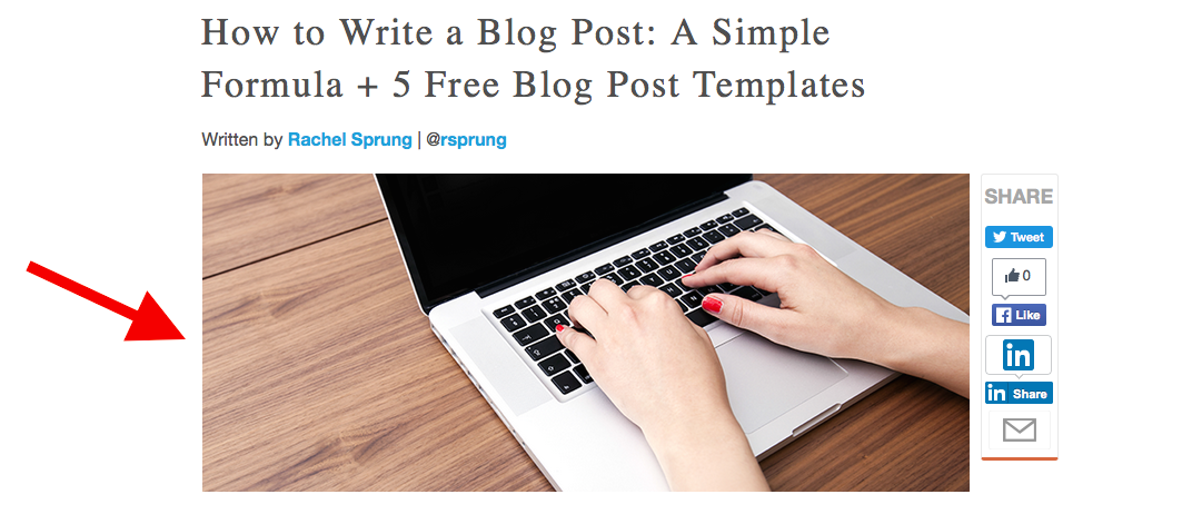 Imagen principal blog