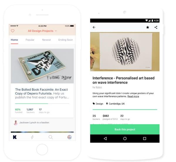 Conseguir financiación para tu negocio con Kickstarter