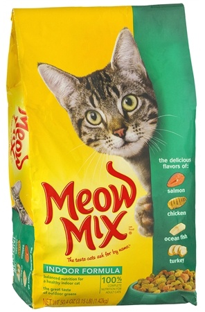Eslogan de Meow Mix