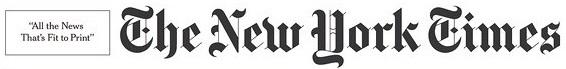 Eslogan de The New York Times