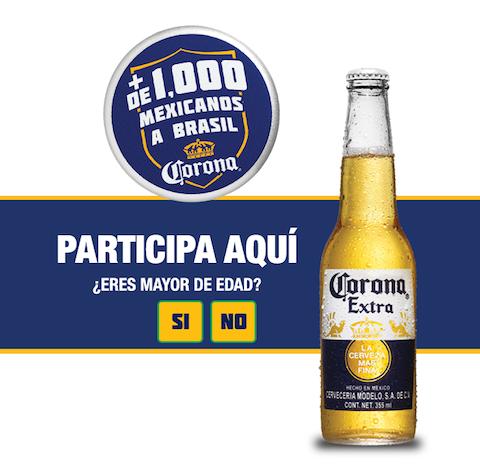 promociones-corona-1000-mexicanos-a-brasil