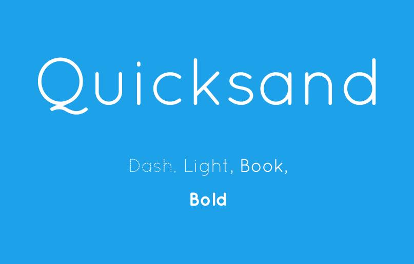 tipografias-para-web-quicksand
