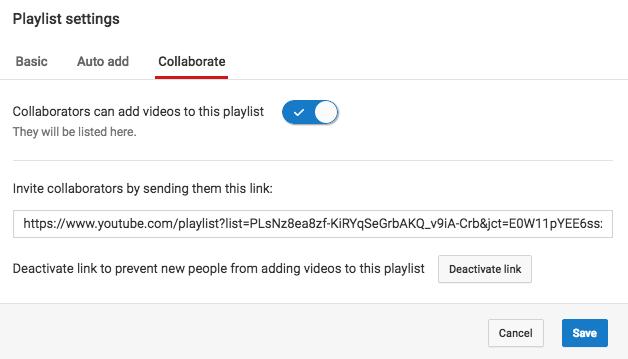 como usar youtube video