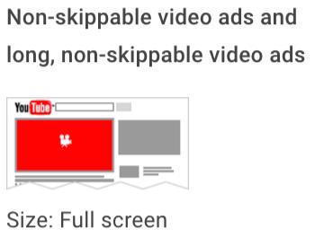 como usar anuncios youtube video