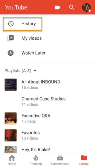 galeria youtube playlist