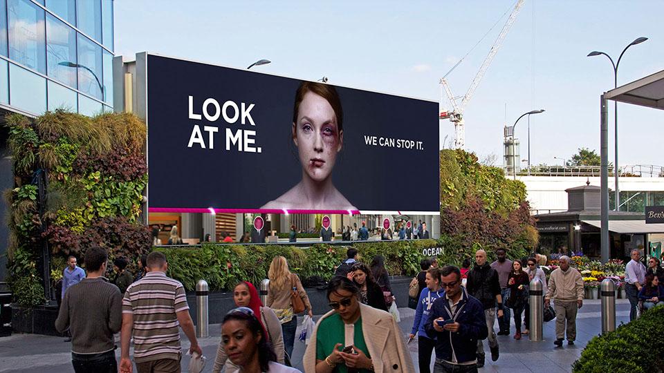 7Ejemplos geniales de carteles publicitarios interactivos