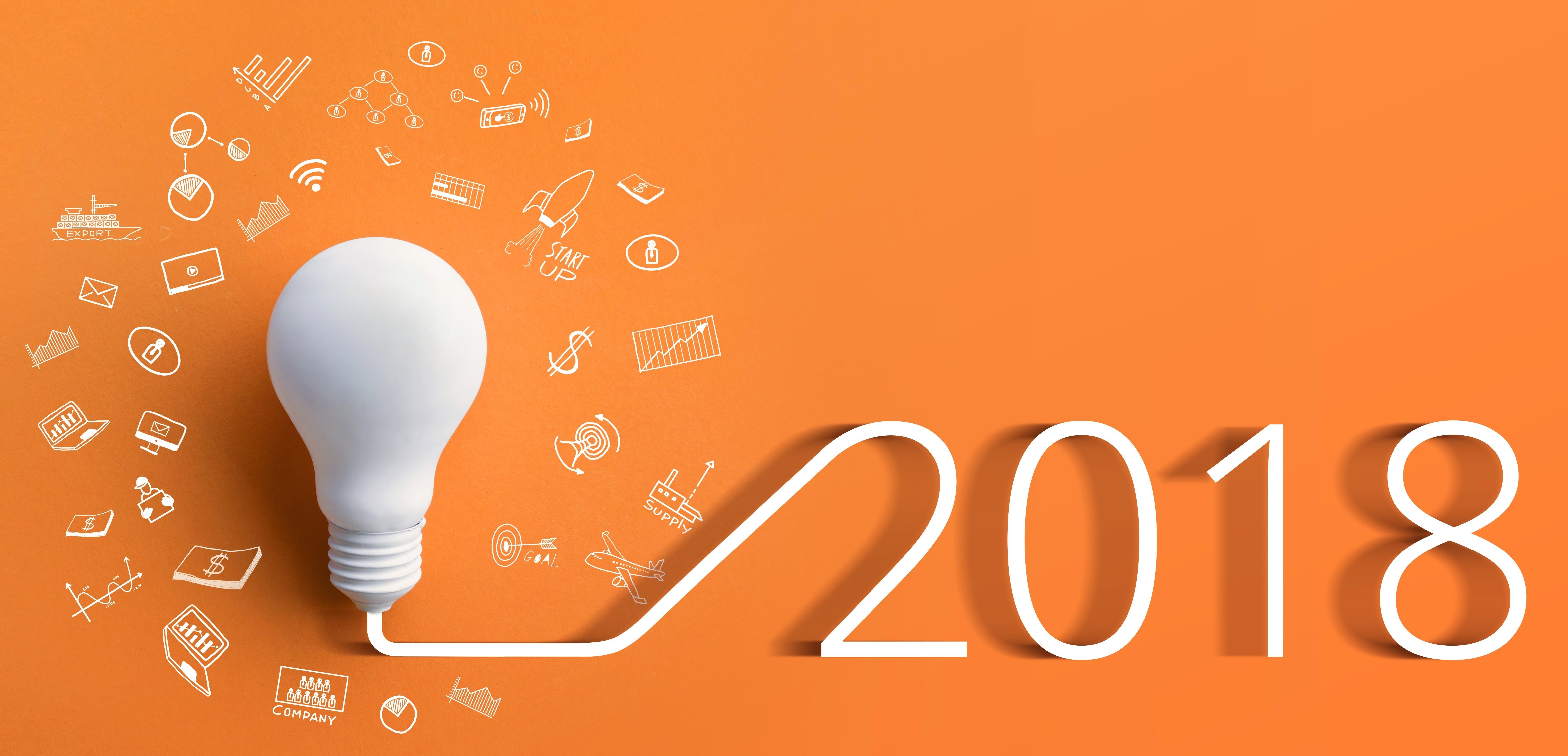 8 Tendencias de marketing para invertir en 2018