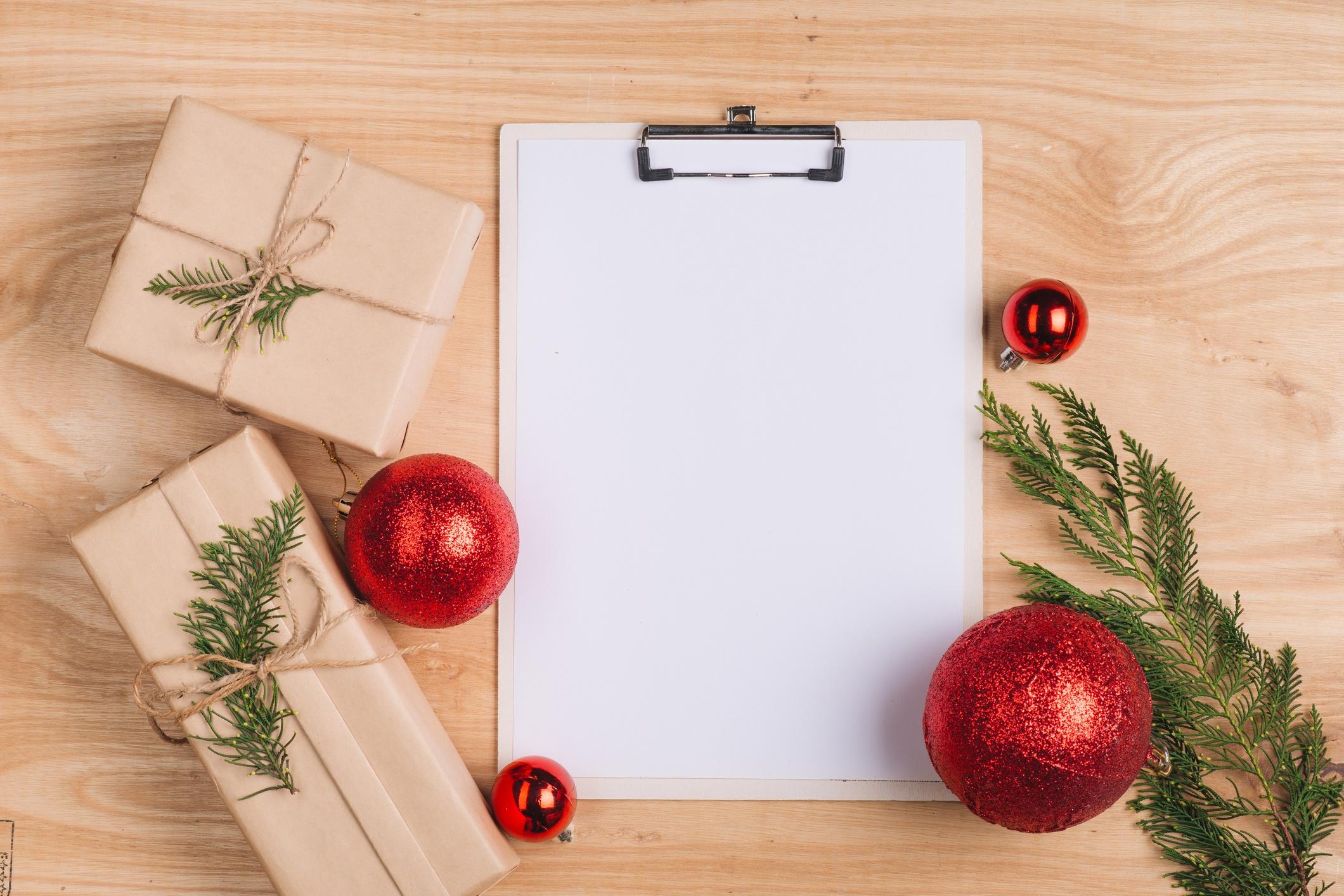 Cómo preparar una campaña de email marketing para las fiestas