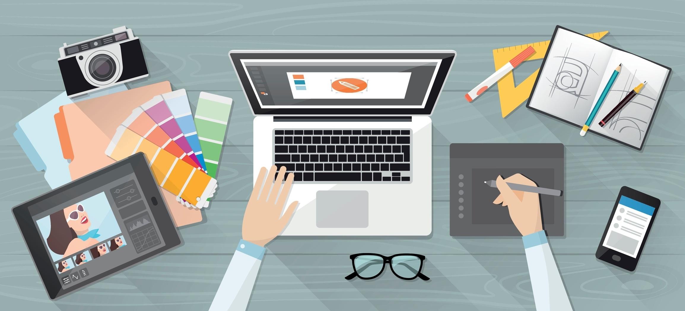 [Kit Gratis] Recursos esenciales de diseño para cualquier marketer