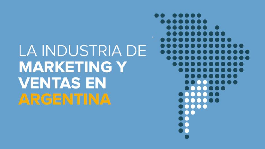 Cómo ha cambiado la industria de marketing y ventas en Argentina [Infografía]