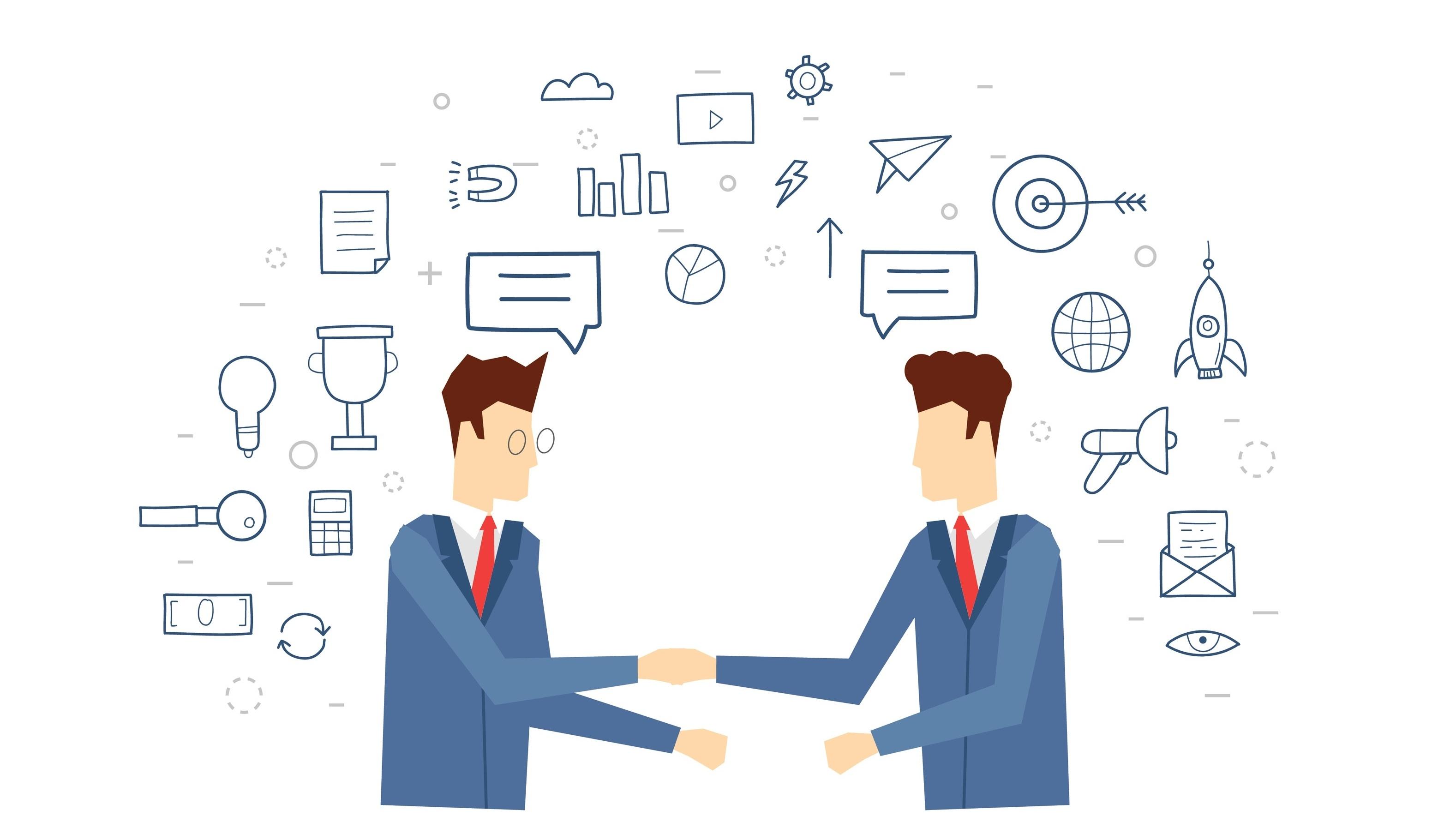 Cómo encontrar socios para realizar co-marketing?