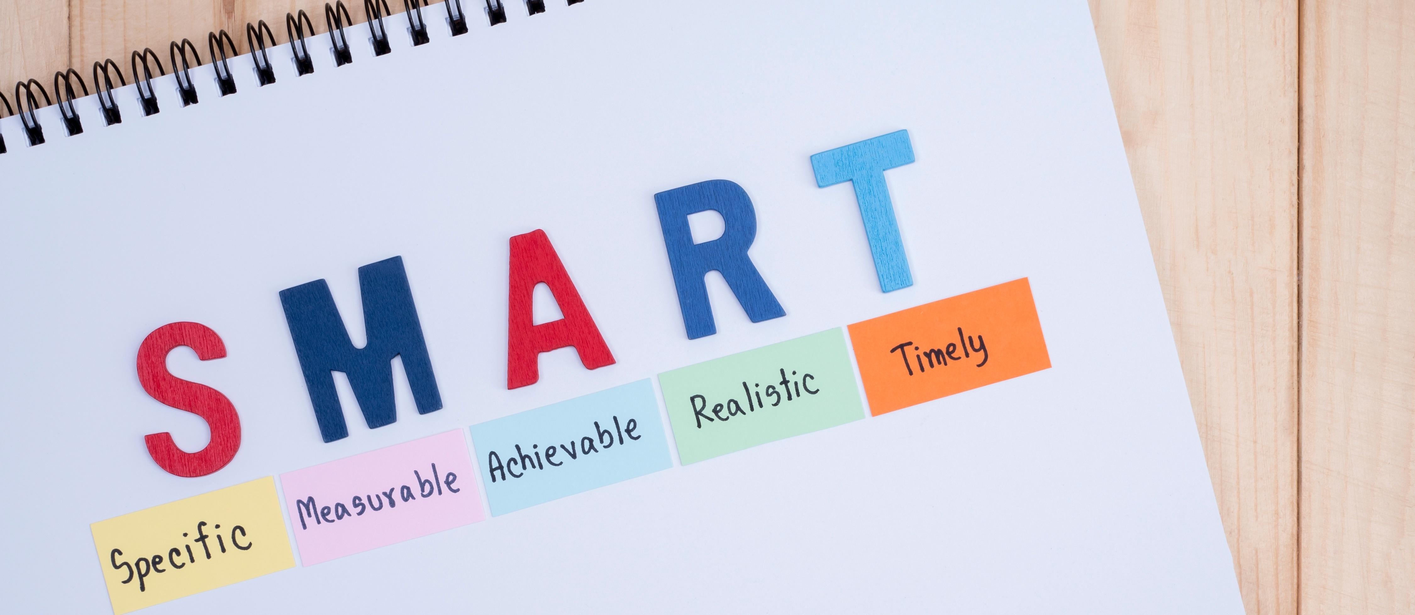 Cómo crear objetivos de marketing SMART