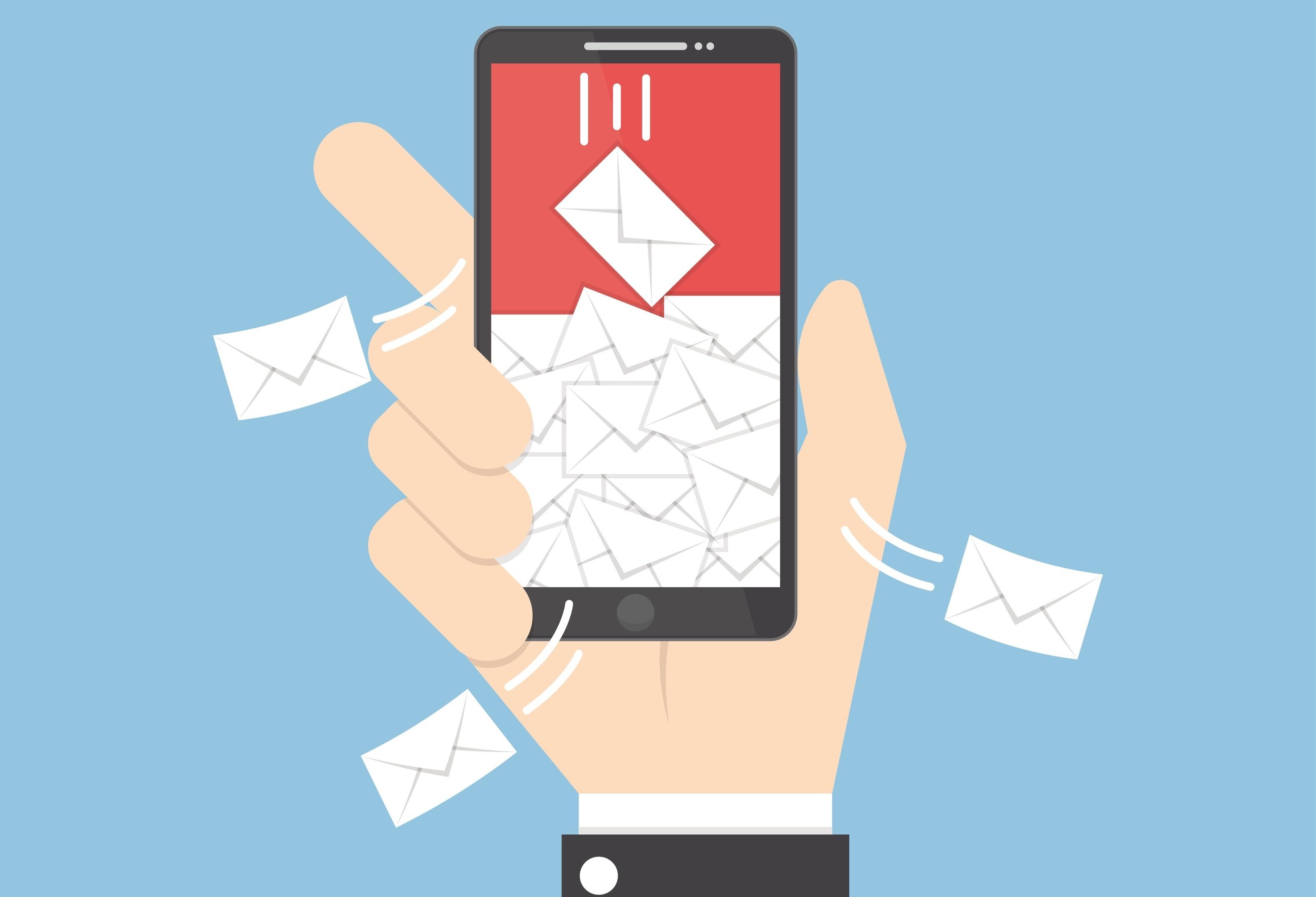 12 Consejos para limpiar tu correo electrónico y mantenerlo de esa forma