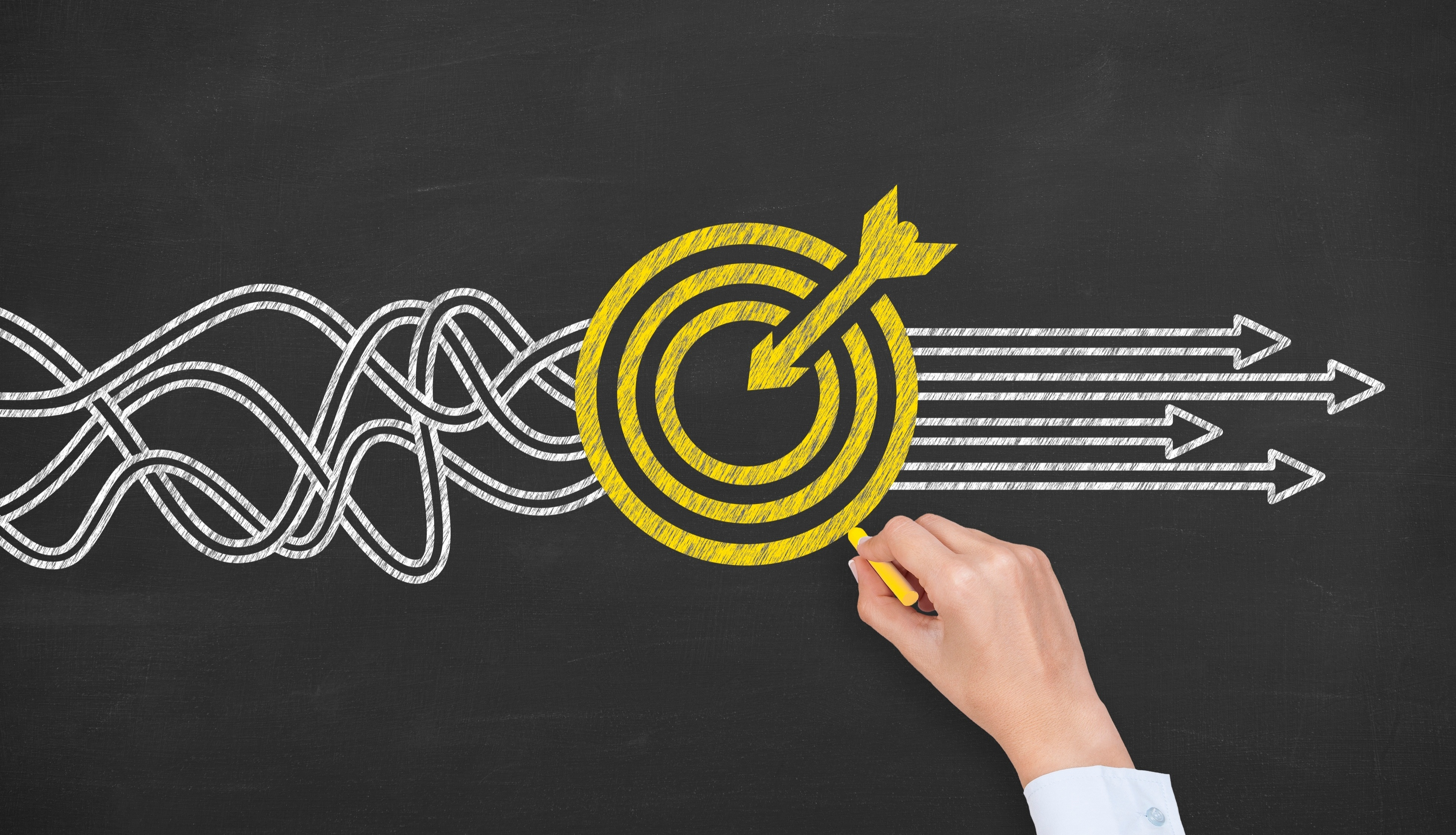 Objetivos SMART metas goals