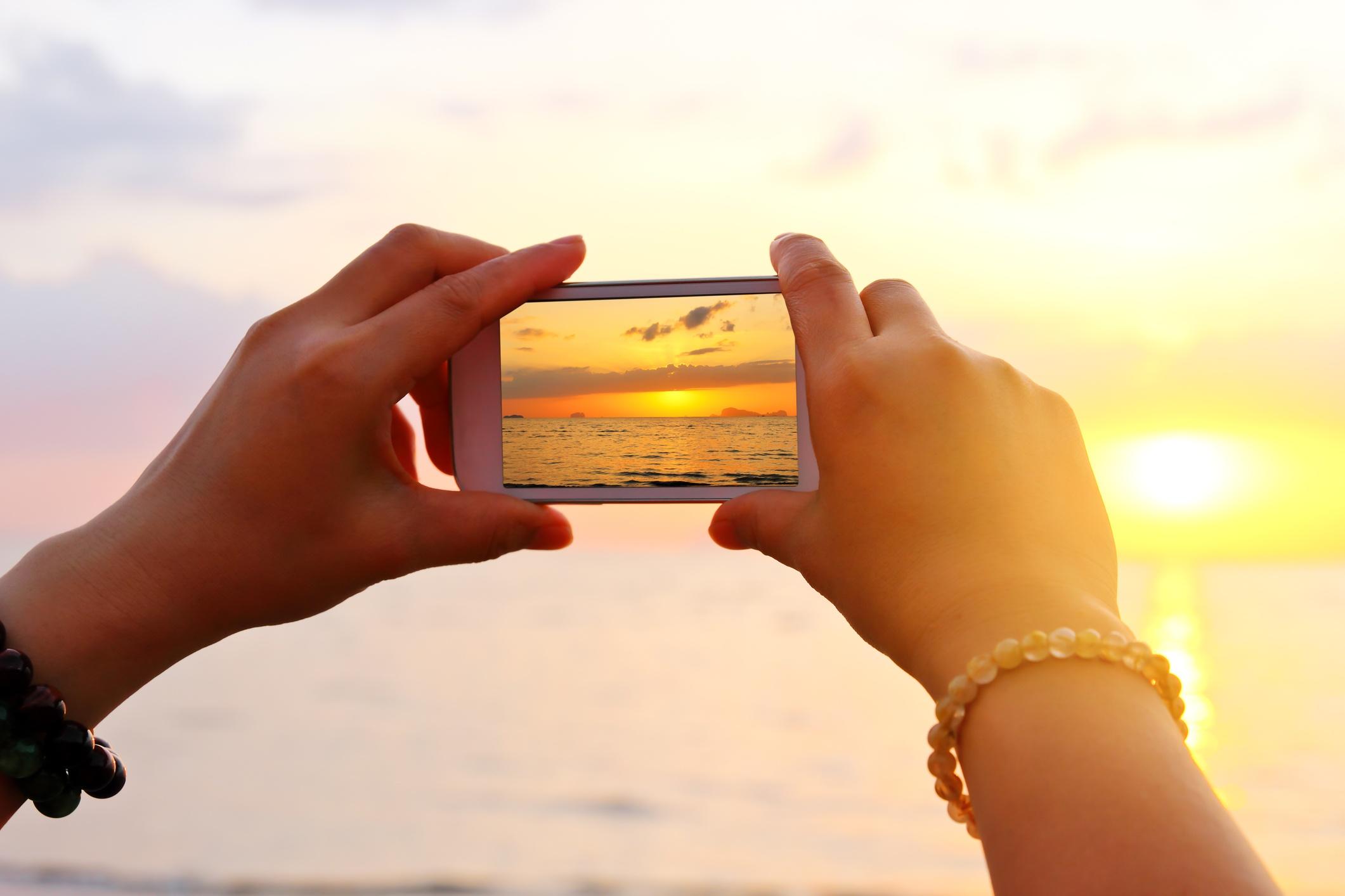Conceptos básicos para tomar fotografías con el teléfono: cómo tomar buenas fotografías con tu teléfono