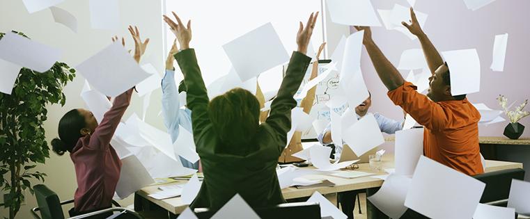 10ejercicios creativos más eficaces que la lluvia de ideas