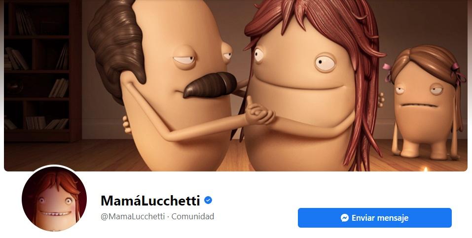Portadas para Facebook original de MamáLucchetti