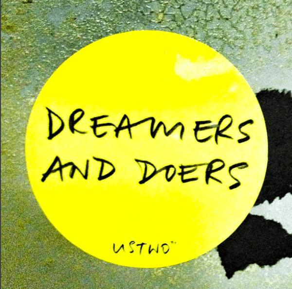 Ejemplo de la agencia creativa utswo: frase inspiradora