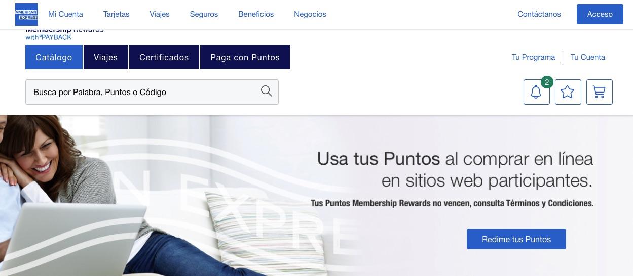 Membership Rewards with Payback, programa de fidelización de clientes de American Express
