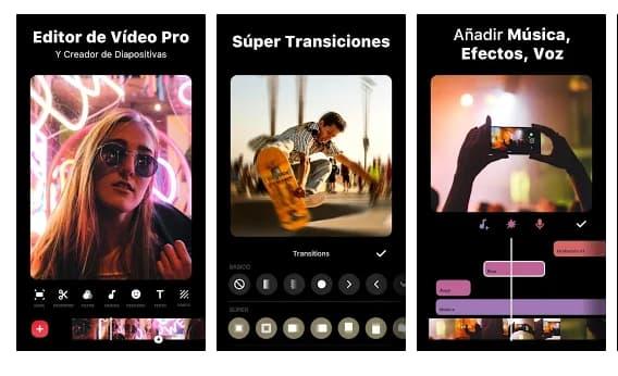 App de edición de video gratis: InShot