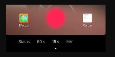 Cómo grabar un video en TikTok: establece la duración