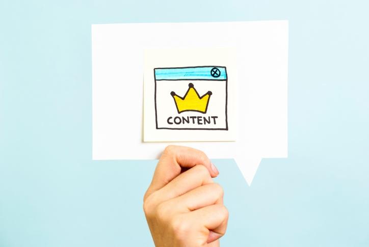 Por qué el contenido sigue siendo el rey en el marketing de la educación superior