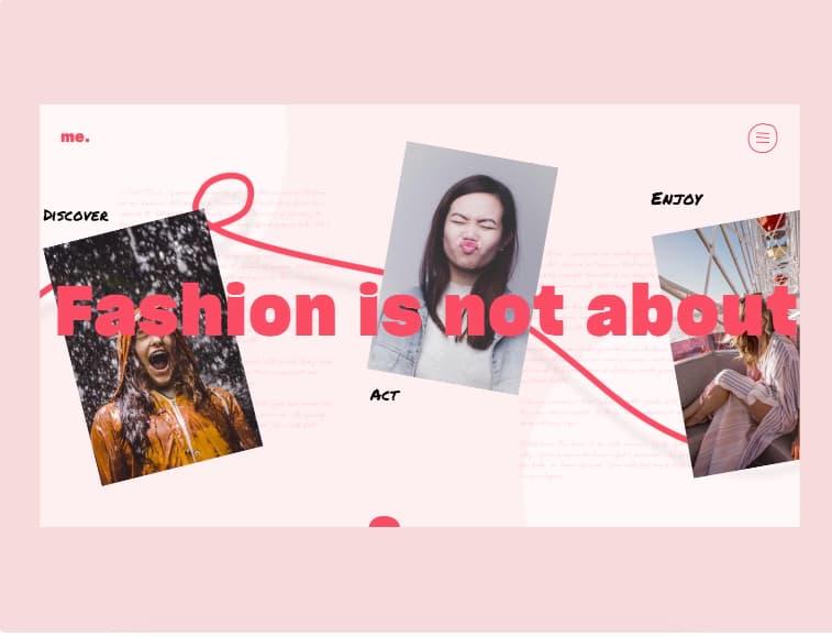 Tendencias de diseño web: efecto parallax