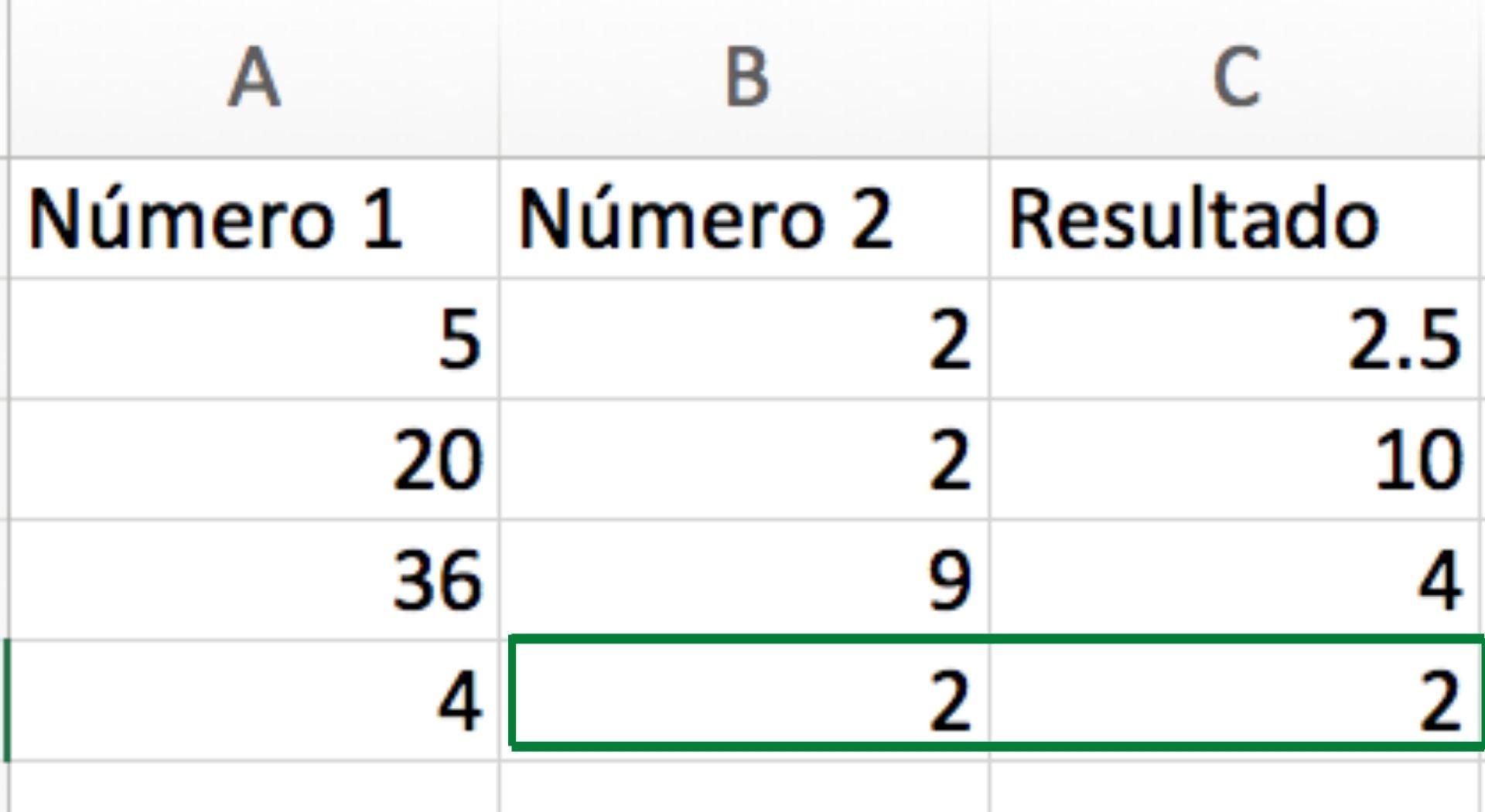 Tipos de errores en Excel: cómo resolver #¡DIV/0!