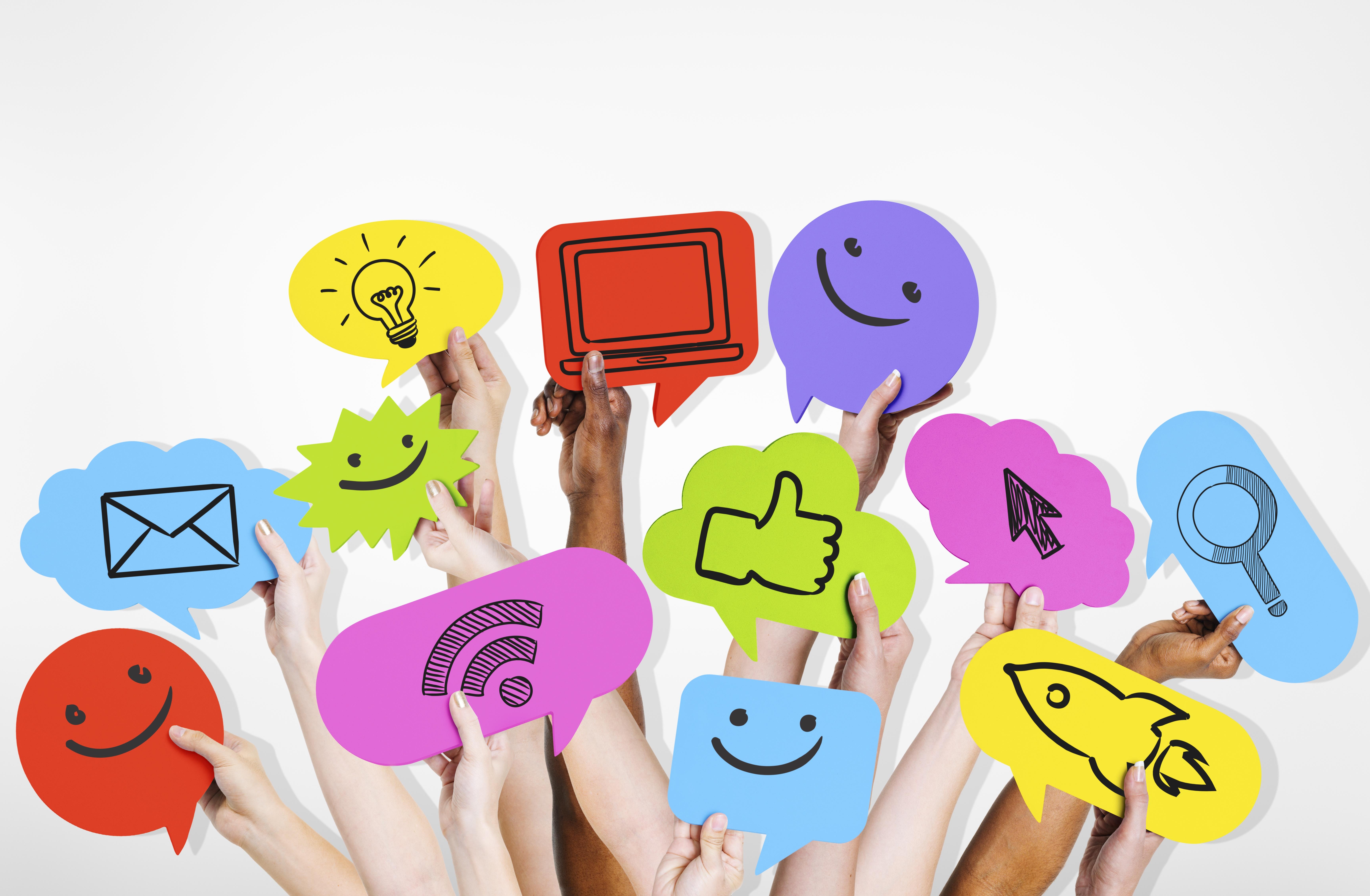 8 errores en Redes Sociales que debes evitar