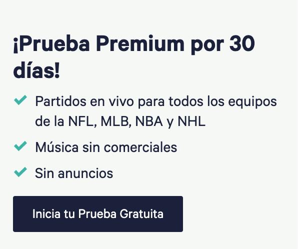 Pruebas de planes premium de Spotify dentro de su estrategia de precios freemium